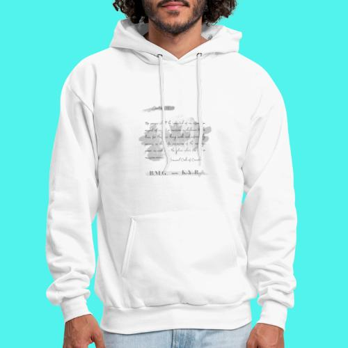 Section15 Criminal Code of Canada - Men's Hoodie