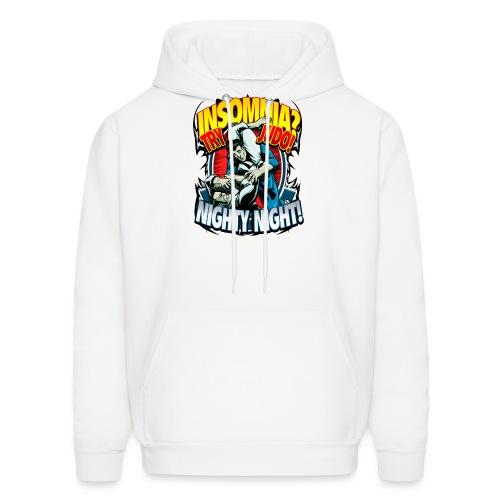 Insomnia Judo Design - Men's Hoodie
