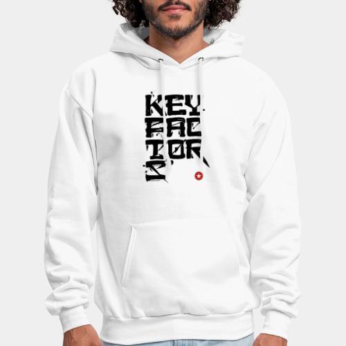 key factor - Men's Hoodie