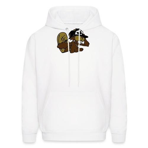 Beaver DJ - Men's Hoodie