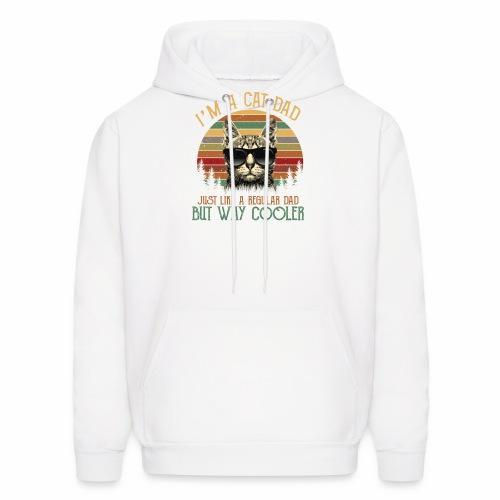 Cat lovers/Cat lover Art/Cat lover Clothing - Men's Hoodie