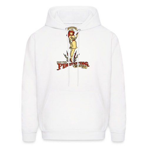 Painless Electric Pinstriping - Men's Hoodie