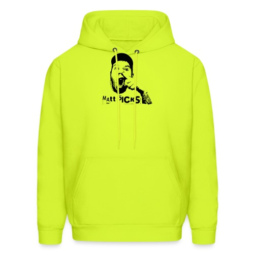 Matt Picks Shirt - Men's Hoodie