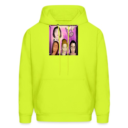(family_first_revised) - Men's Hoodie