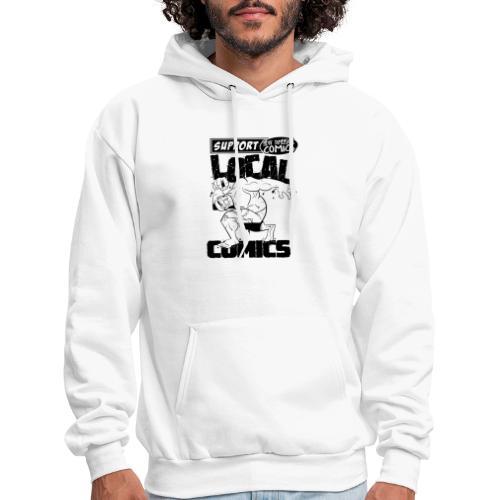 Support Local Comics NDC By Geoff Munn - Men's Hoodie