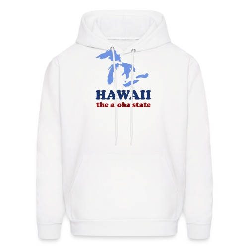 Geographically Impaired - Men's Hoodie