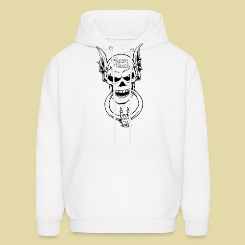 HoH knocker Forehead - Men's Hoodie