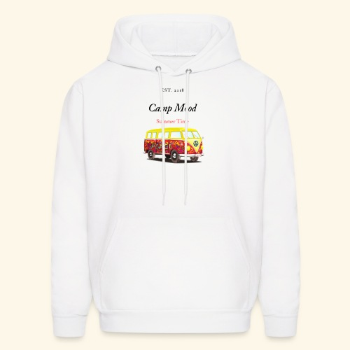 Summer Time - Men's Hoodie