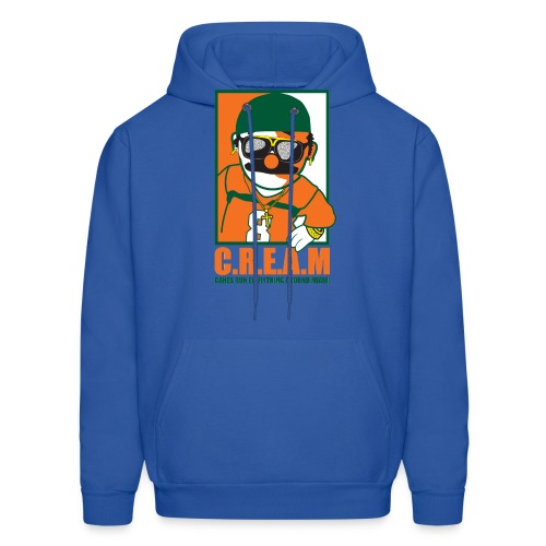 pepebillete cream - Men's Hoodie
