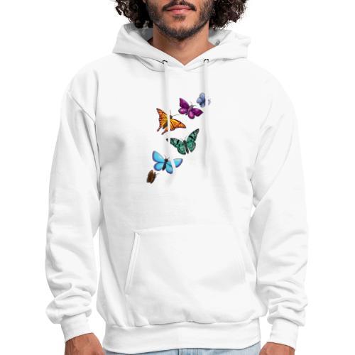butterfly tattoo designs - Men's Hoodie