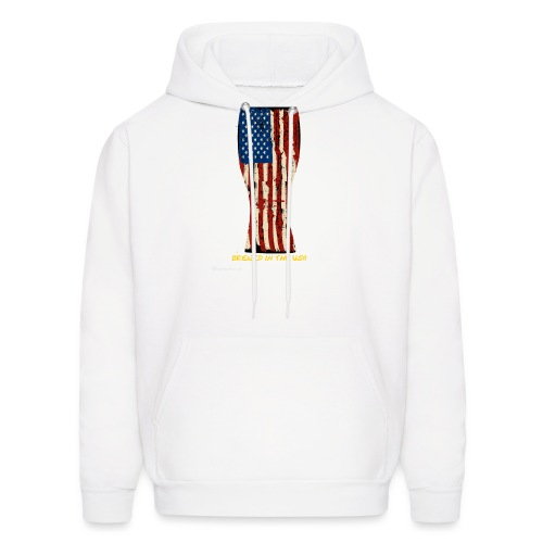 Brewed In The USA - Men's Hoodie