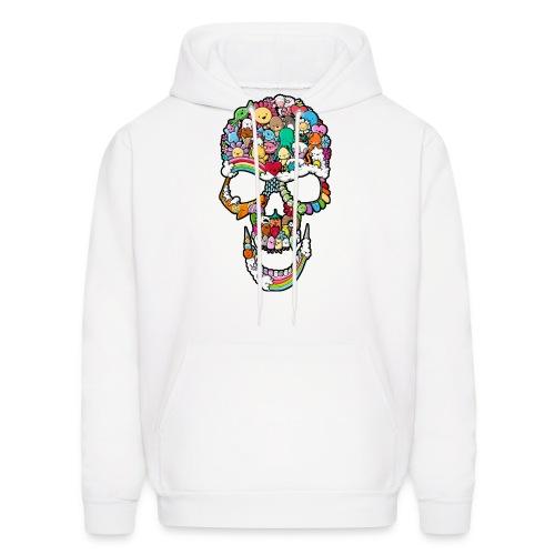 Sweet Skull - Men's Hoodie