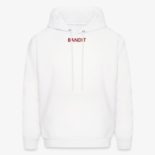 Bandit Text Logo - Men's Hoodie