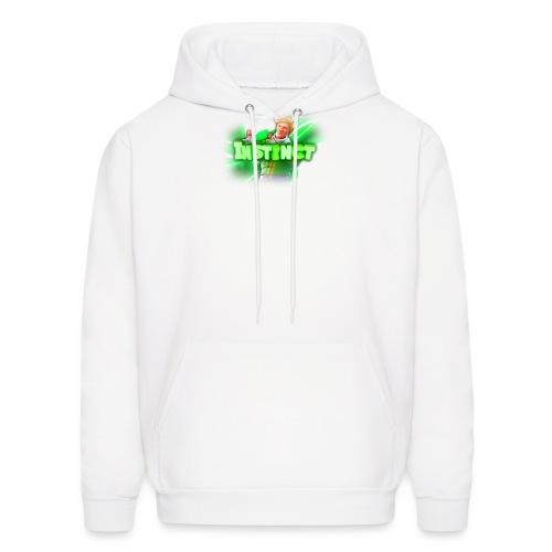 Instinct T-Shirt / Hoodie - Men's Hoodie