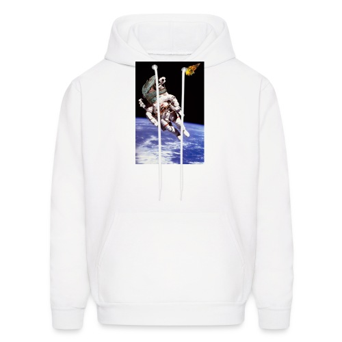 how dinos died - Men's Hoodie