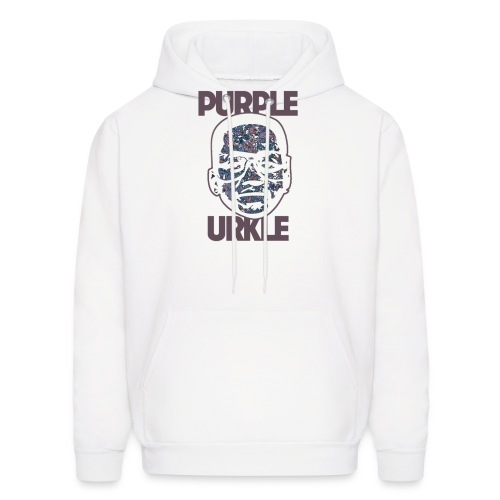 PURPLE URKLE.png - Men's Hoodie