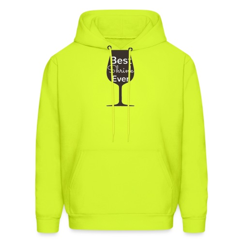 Alcohol Shrink Is The Best Shrink - Men's Hoodie