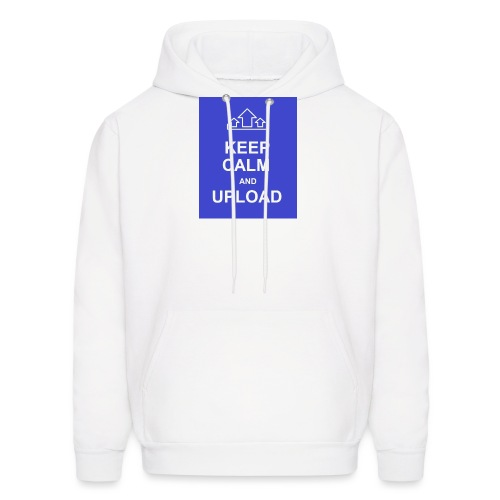RockoWear Keep Calm - Men's Hoodie
