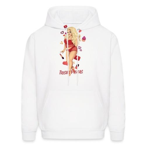 TrishaPaytas T Shirt Design HIGHRES png - Men's Hoodie