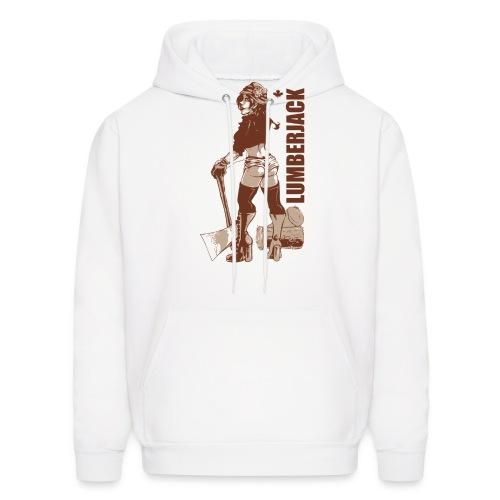 Lumberjack - Men's Hoodie