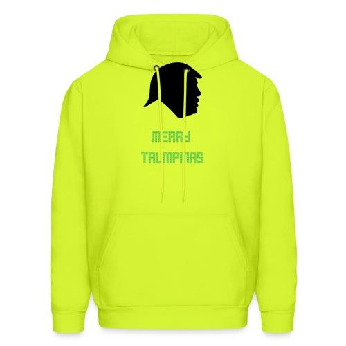 Merry Trumpmas Green - Men's Hoodie