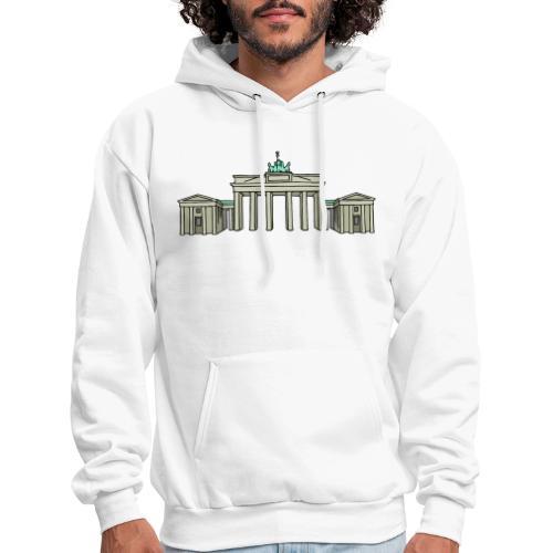 Brandenburg Gate Berlin - Men's Hoodie