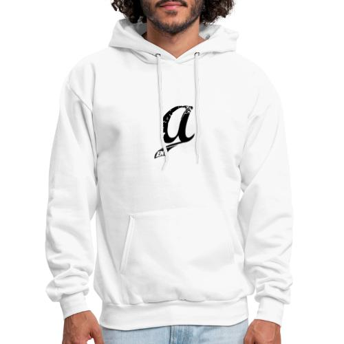 Already Logo Black - Men's Hoodie