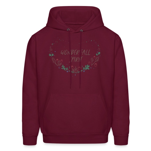WONDERFULL WONDERFALL SPIRIT - Men's Hoodie