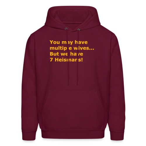 Multiple Wives - Men's Hoodie