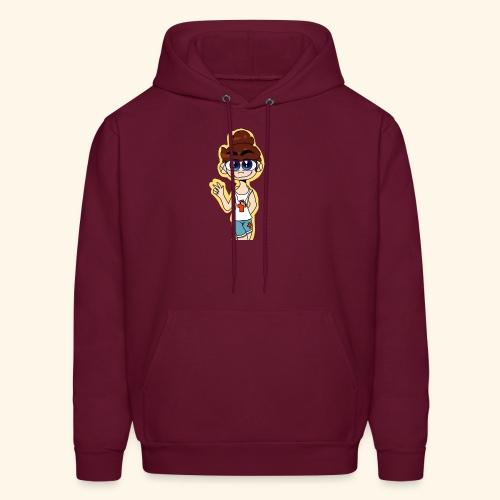 male sweatshirt- mataeo - Men's Hoodie