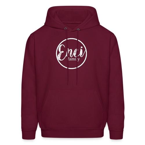 Enci Family Logo - Men's Hoodie