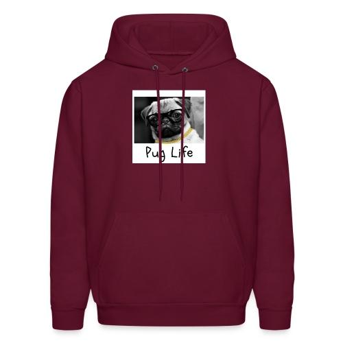 Pug life - Men's Hoodie