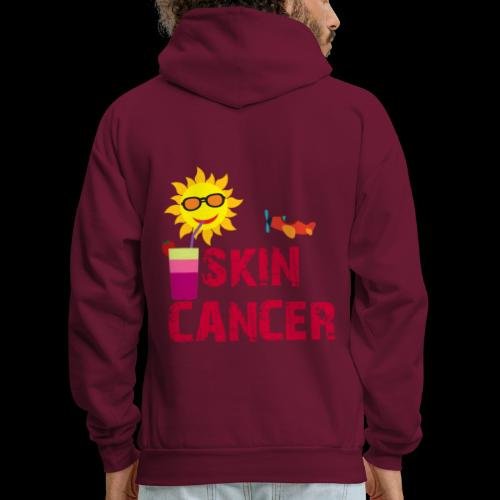 SKIN CANCER AWARENESS - Men's Hoodie