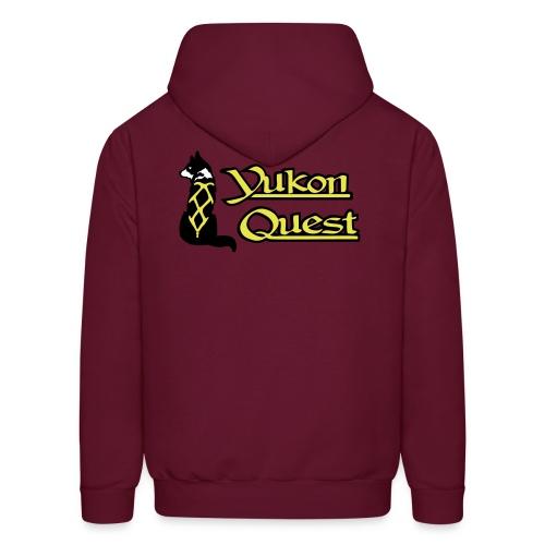 logo yukon quest 3c - Men's Hoodie