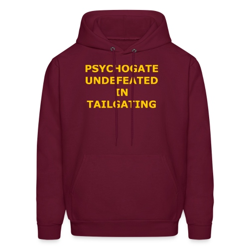 Undefeated In Tailgating - Men's Hoodie