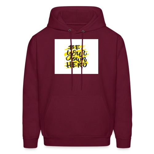 Be your own here. - Men's Hoodie
