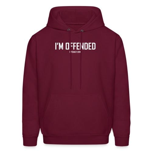 I m Offended design - Men's Hoodie