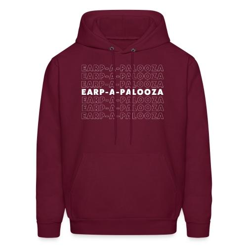 Earp-a-palooza Retro Name - Men's Hoodie