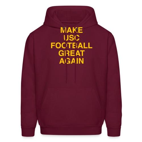 Make USC Football Great Again - Men's Hoodie