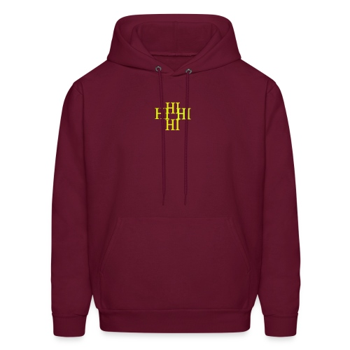 Designer T-shirts are trending H - Men's Hoodie