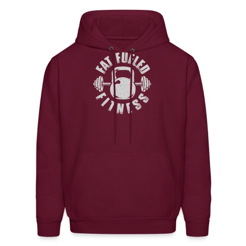 Fat Fueled Fitness - Men's Hoodie
