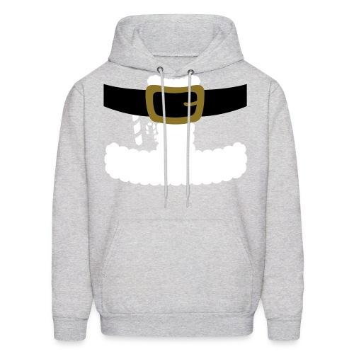 SANTA CLAUS SUIT - Men's Polo Shirt - Men's Hoodie
