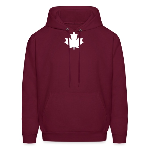 Maple Leaf - Men's Hoodie