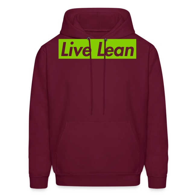 Live Lean Hoodie