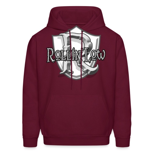 Rollin Low Shield by RollinLow - Men's Hoodie