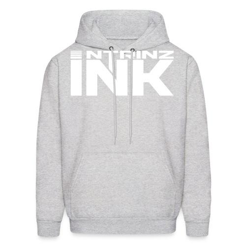 Intrinz Ink Logo - Men's Hoodie