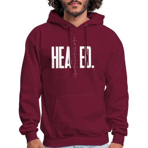 Healed - Men's Hoodie
