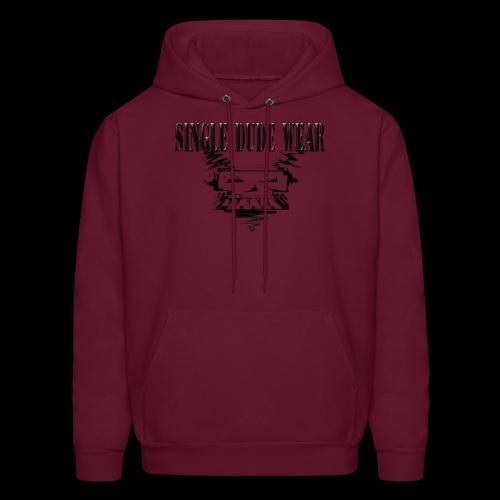 SDW Skull Big - Men's Hoodie