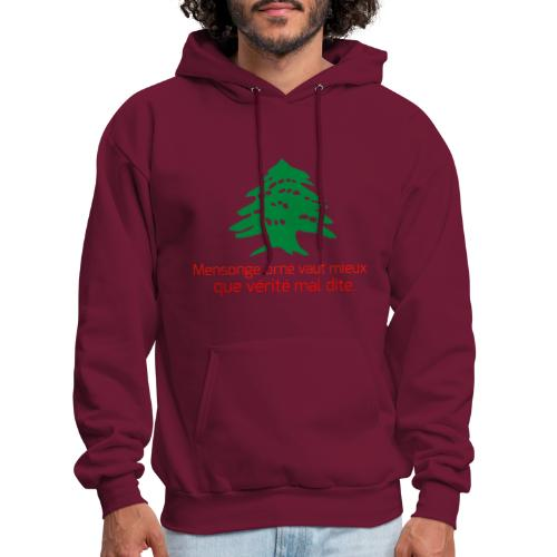 Collection Lebanese Proverb - Men's Hoodie