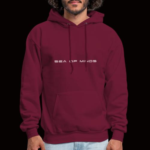 Sea of Minds blanc - Men's Hoodie